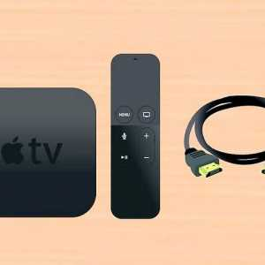 Installeer Apple TV